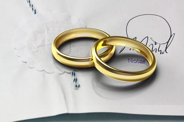 boda ante notario