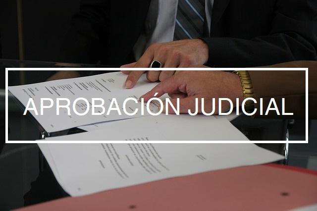 La importancia de la aprobación judicial del convenio regulador